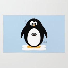 Penguin-egg  Rug