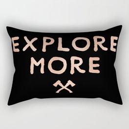 Explore More Rose Gold Quote Rectangular Pillow