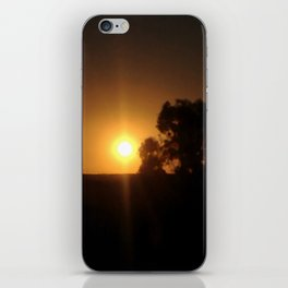 Sunset Inclusion iPhone Skin