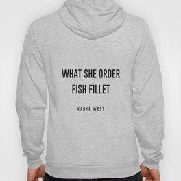 Fish fillet Hoody