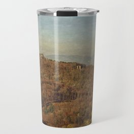 Twin rocks Travel Mug