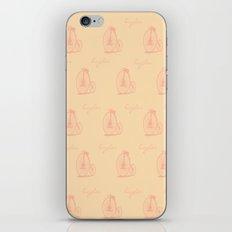 Bicycle Print Design  iPhone & iPod Skin