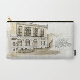 Treasury Carry-All Pouch