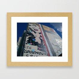 daniel melim Framed Art Print
