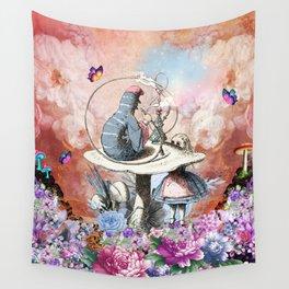 Alice in Wonderland - Imagination Wall Tapestry