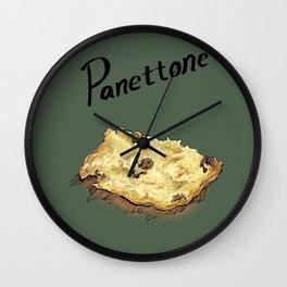 Panettone Wall Clock