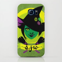 Social Justice Witch iPhone Case