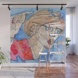 Senator Elizabeth Warren Wall Mural