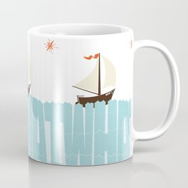 WHAT (floats my boat) Coffee Mug