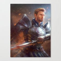Alistair Canvas Print