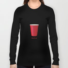 Red Cup Long Sleeve T-shirt