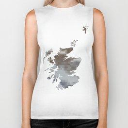 The land they call Scotland Biker Tank