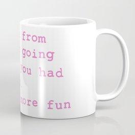 20 Years from now Coffee Mug