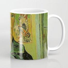 SELF PORTRAIT WITH BANDAGED EAR - VAN GOGH  Coffee Mug