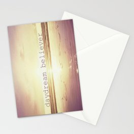 Purple Shores Stationery Cards