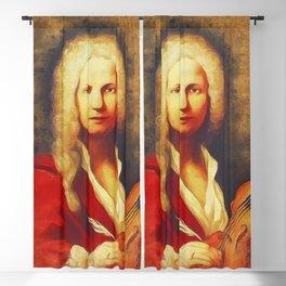 Antonio Vivaldi, Music Legend Blackout Curtain