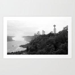Imperium (Niagara Falls) Art Print