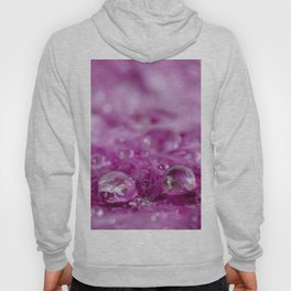 Drops in feathers Hoody