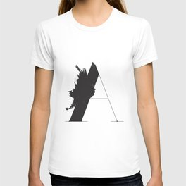 A is for Astronom T-shirt