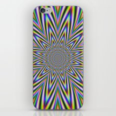 Psychedelic Star iPhone & iPod Skin