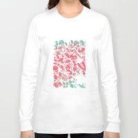 ponyo Long Sleeve T-shirts featuring Ponyo by drawnbyhanna