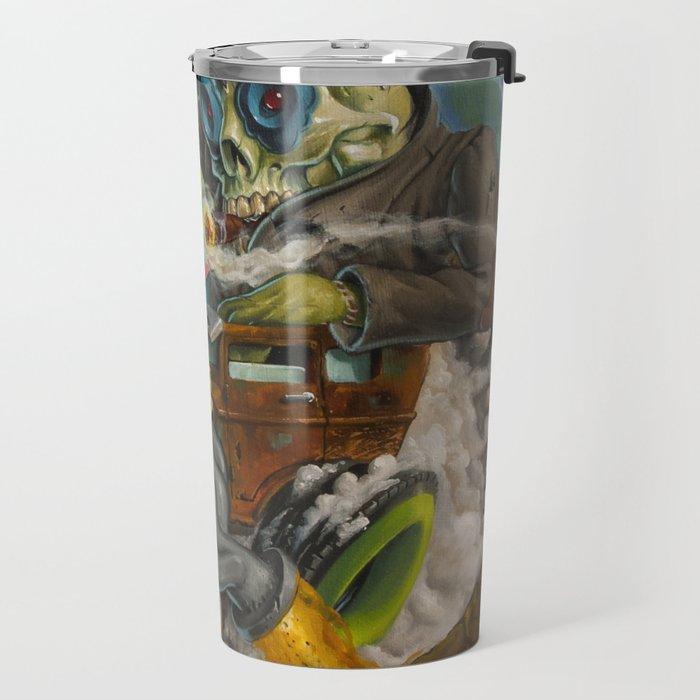 Monster ride. Travel Mug