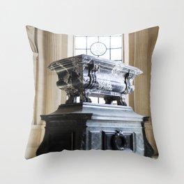 Tomb of Joseph Bonaparte, Paris Throw Pillow