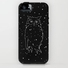 Owl Constellation  iPhone (5, 5s) Tough Case