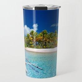 Tahiti South Sea Travel Mug