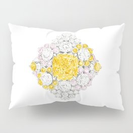 Romb Ring Pillow Sham