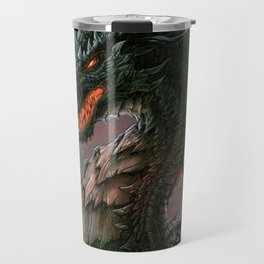 Regal Dragon Travel Mug