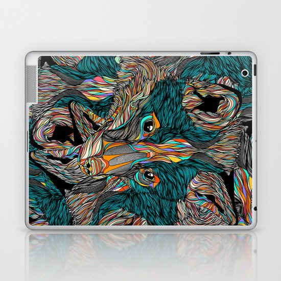 Fox (Feat. Bryan Gallardo) Laptop & iPad Skin