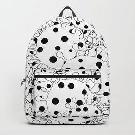 Epidemic - multiplication of viruses Backpack