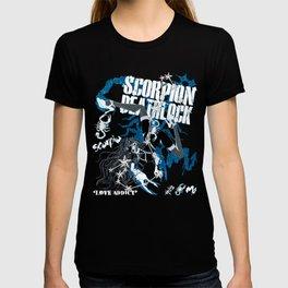 SCORPIO YOGA NEGA T-shirt