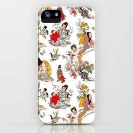 China Cabinet Toss iPhone Case