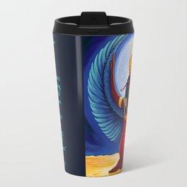 Isis Egyptian Goddess Travel Mug