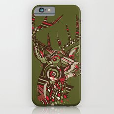 ROAD KILL ~ GREEN iPhone 6s Slim Case