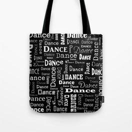 Just Dance! Tote Bag