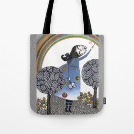 Rainbow Mine (3) Tote Bag