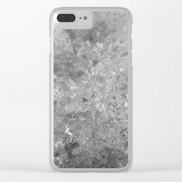 Concrete V6 Clear iPhone Case