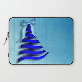 Ribbons and Bows for Christmas Laptop Sleeve