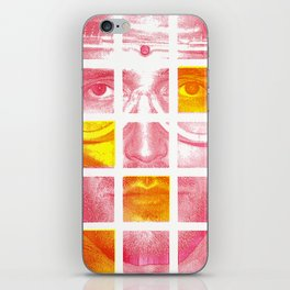 As.25 iPhone Skin