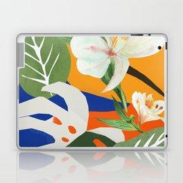Garden - Abstract Art Laptop & iPad Skin