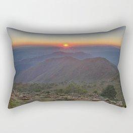 Gibraltar Countryside Rectangular Pillow