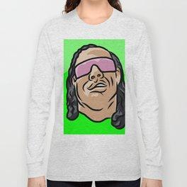 "Bret ""The Gunman"" Hart Long Sleeve T-shirt"