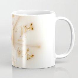 Fractal 30 brown star Coffee Mug