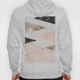 Splices and triangles Hoody