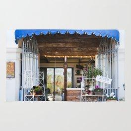 Sweet Little Florist Shop Rug