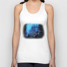 Mermaid II Unisex Tank Top