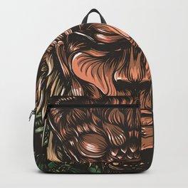 Feline human Backpack